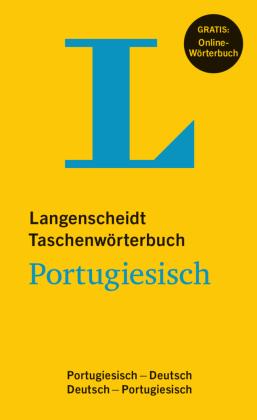 Langenscheidt Taschenwörterbuch Portugiesisch