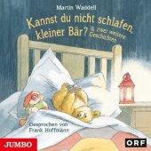 Kannst du nicht schlafen kleiner Bär?, Audio-CD Cover