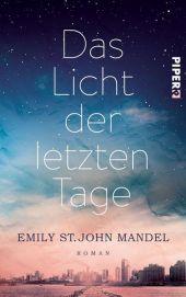 Das Licht der letzten Tage Cover