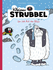 Kleiner Strubbel - Der Yeti hat den Blues Cover