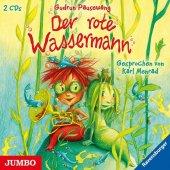 Der rote Wassermann, 2 Audio-CDs
