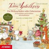 Tilda Apfelkern - Ein Weihnachtsfest voller Geheimnisse - 24 Adventskalender-Geschichten, Audio-CD