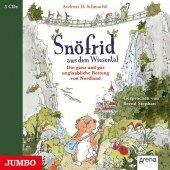 Snöfrid aus dem Wiesental - Die ganz und gar unglaubliche Rettung aus Nordland, 3 Audio-CDs Cover