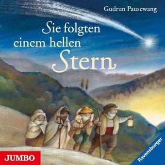 Sie folgten einem hellen Stern, Audio-CD