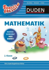 Sorgenfresser Mathematik 2. Klasse Cover
