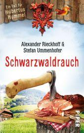 Schwarzwaldrauch Cover