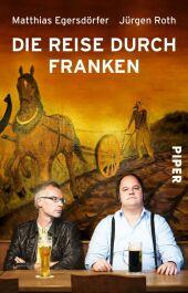 Die Reise durch Franken Cover