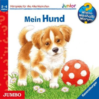 Mein Hund, Audio-CD