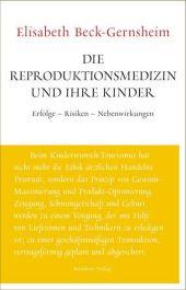 Die Reproduktionsmedizin und ihre Kinder Cover