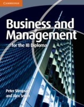 Business and Management for the IB Diploma