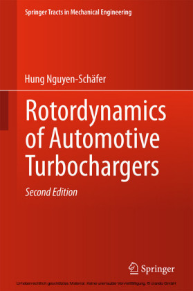 Rotordynamics of Automotive Turbochargers