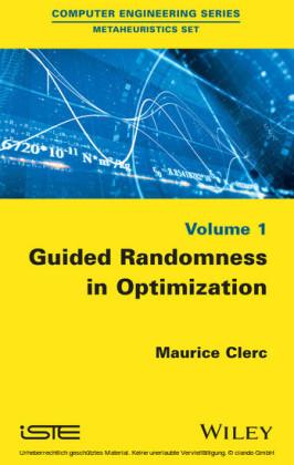 Guided Randomness in Optimization