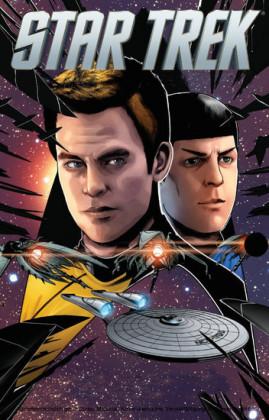 Star Trek Comicband: Die neue Zeit 6 - Der Khitomer-Konflikt