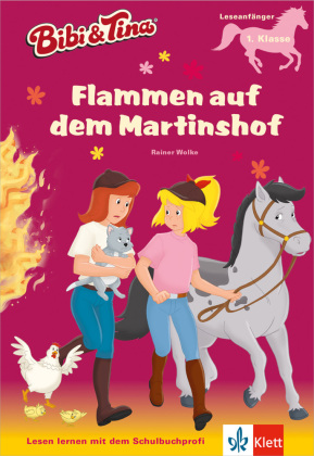 Bibi & Tina - Flammen auf dem Martinshof