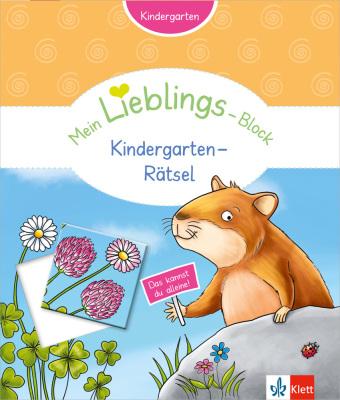 Mein Lieblings-Block - Kindergartenrätsel