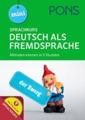 PONS Mini Sprachkurs Deutsch als Fremdsprache