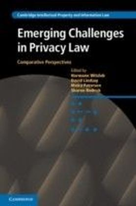 Emerging Challenges in Privacy Law
