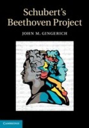 Schubert's Beethoven Project