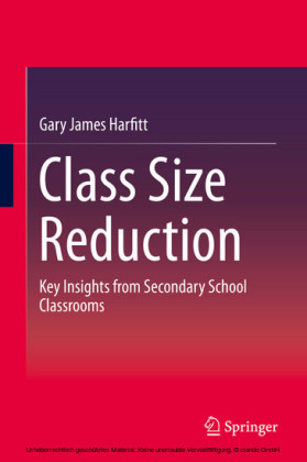 Class Size Reduction