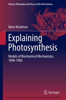Explaining Photosynthesis