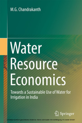 Water Resource Economics