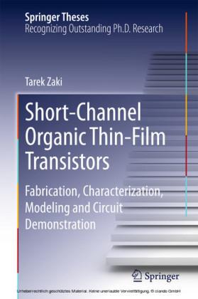 Short-Channel Organic Thin-Film Transistors