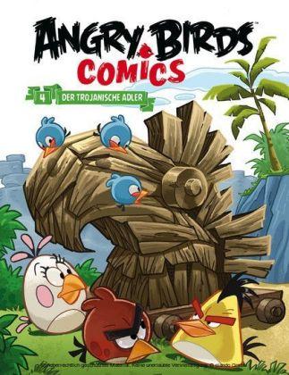 Angry Birds 4: Der trojanische Adler