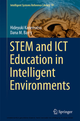 STEM and ICT Education in Intelligent Environments