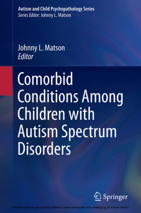 Comorbid Conditions Among Children with Autism Spectrum Disorders