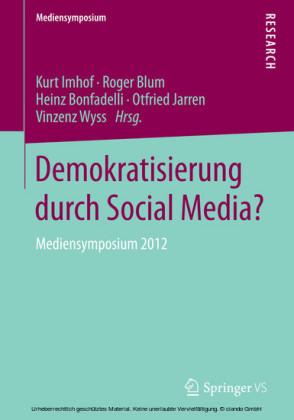 Demokratisierung durch Social Media?