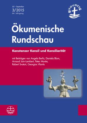Konstanzer Konzil und Konziliarität