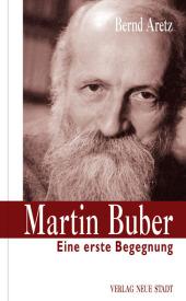 Martin Buber. Cover