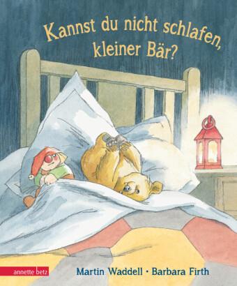 Kannst du nicht schlafen, kleiner Bär?