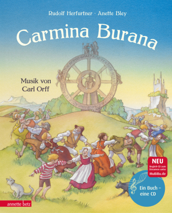 Carmina Burana, m. 1 Audio-CD