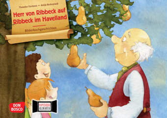 Herr von Ribbeck auf Ribbeck im Havelland, Kamishibai Bildkartenset
