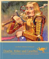 Drache, Ritter und Gewitter Cover