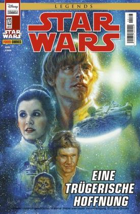 Star Wars Comicmagazin, Band 123 - Eine trügerische Hoffnung