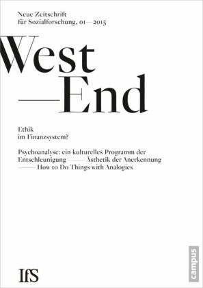 WestEnd 2015/1: Ethik im Finanzsystem?