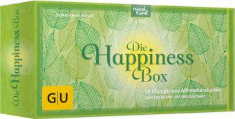 Die Happiness-Box, 50 Karten