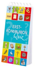 Erstkommunion-Quiz Cover