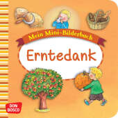 Mein Mini-Bilderbuch: Erntedank Cover