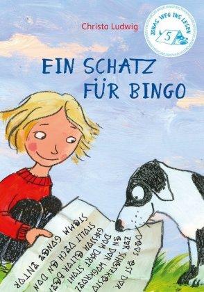 Jonas Weg ins Lesen - Ein Schatz für Bingo