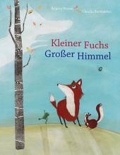 Kleiner Fuchs, großer Himmel Cover
