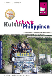 Reise Know-How KulturSchock Philippinen Cover