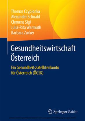 Gesundheitswirtschaft Österreich