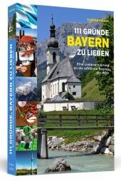 111 Gründe, Bayern zu lieben Cover