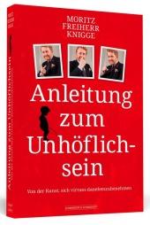 Anleitung zum Unhöflichsein Cover