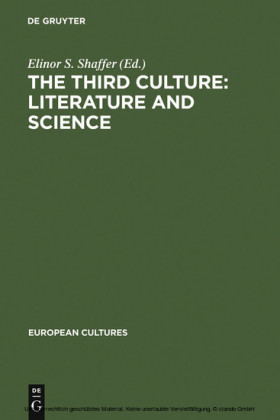 The Third Culture: Literature and Science