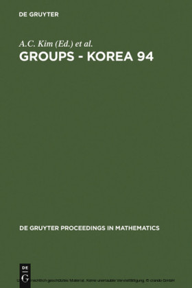 Groups - Korea 94