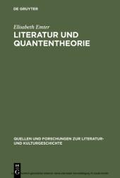 Literatur und Quantentheorie